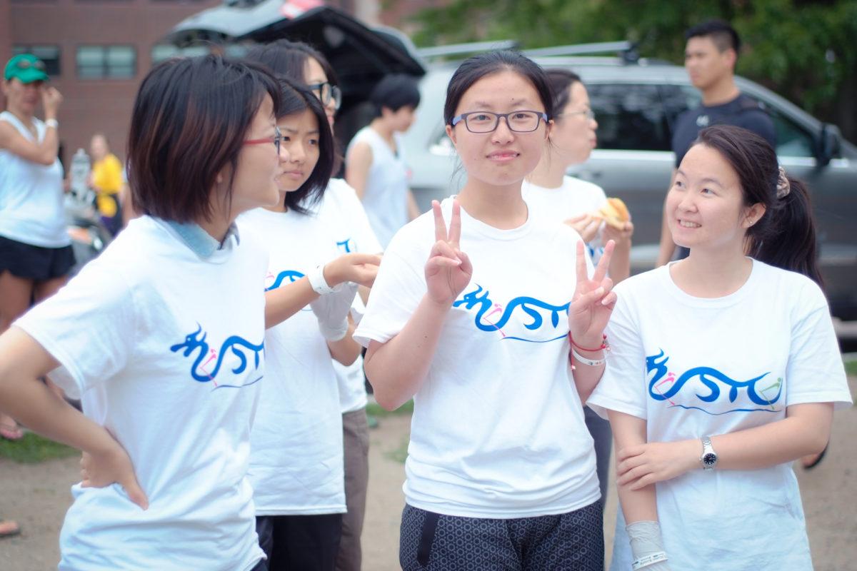 中国科学技术大学龙舟队2015精彩回顾