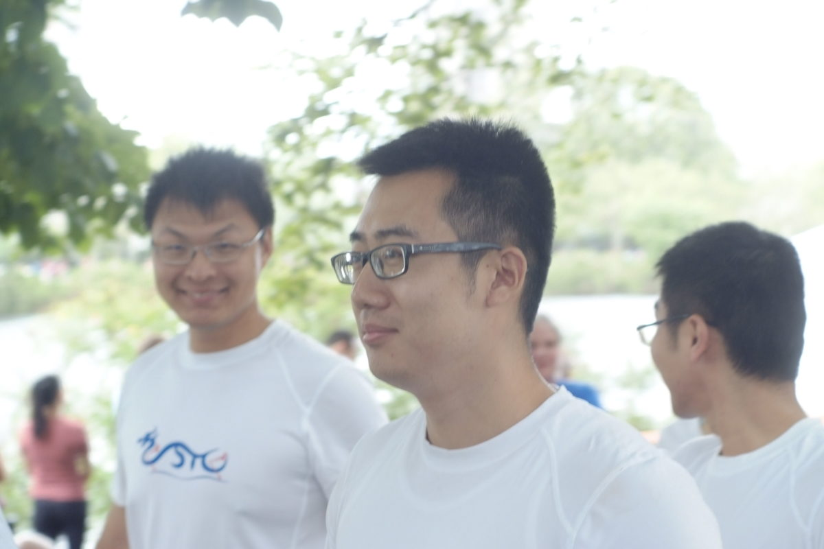 中国科学技术大学龙舟队2016精彩回顾