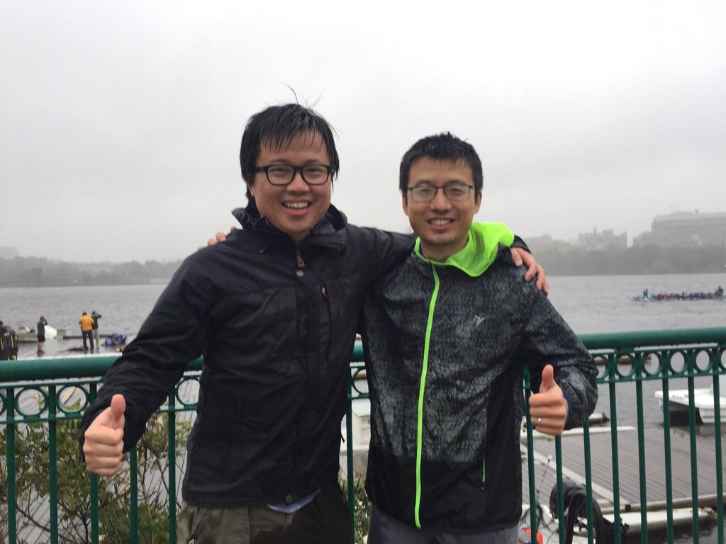 中国科学技术大学龙舟队2017精彩回顾